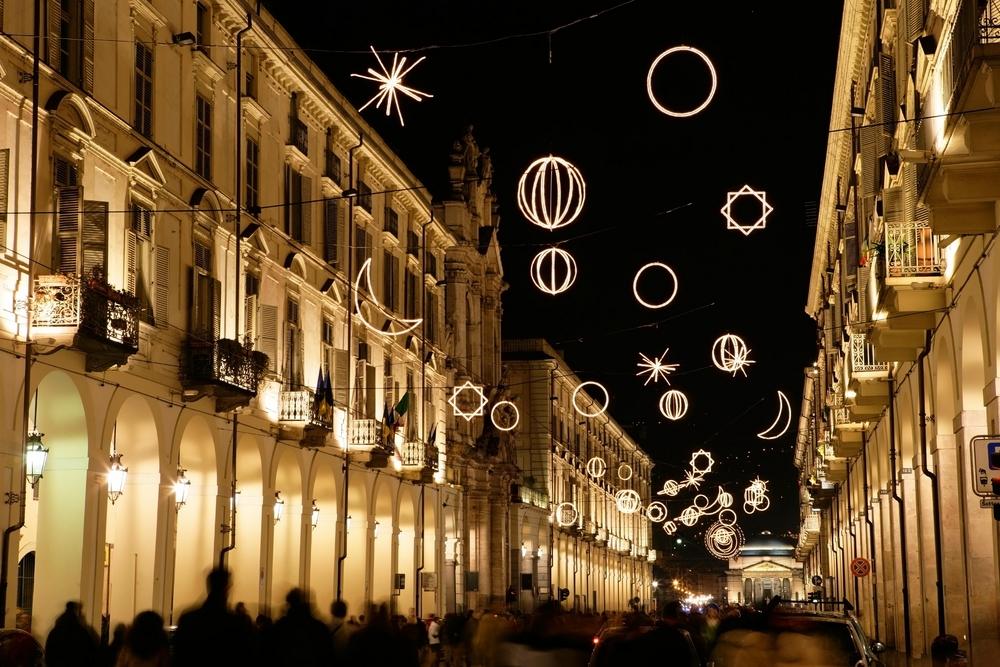 Turin-Italy-Via-Po
