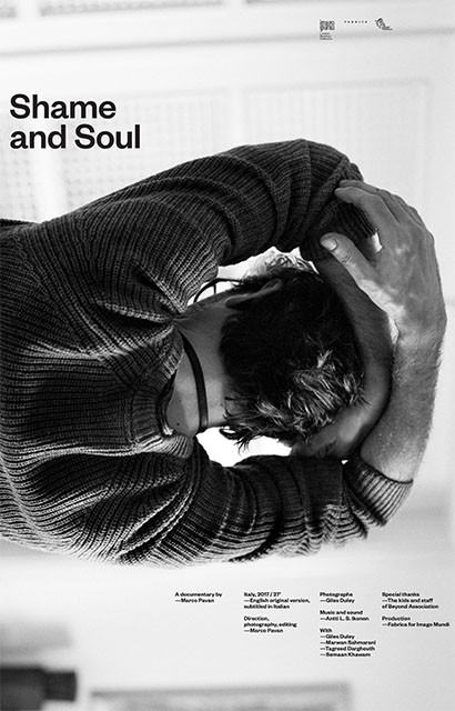 Shame and Soul -poster