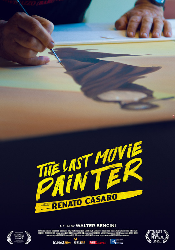 THE LAST MOVIE PAINTER-poster